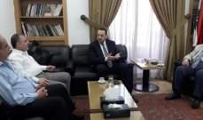 تقي الدين زار حنا الناشف: لإقرار الموازنة سريعا وإطلاق يد القضاء