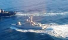 انطلاق مناورات روسية تركية مشتركة في البحر الأسود
