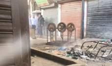 الميادين: توتر في مخيم عين الحلوة بعد اغتيال أحد عناصر الأمن الفلسطيني