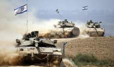 دبابات الجيش الإسرائيلي تستهدف مواقع مراقبة لحماس عند حدود غزة