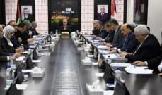 الحكومة الفلسطينية طالبت المجتمع الدولي بالتدخل الفوري لوقف جرائم إسرائيل