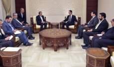 الأسد: الانتصارات على التنظيمات الإرهابية لا تنتهي في دير الزور