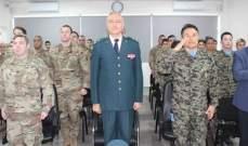الجيش  تسلم هبة مقدمة من من الكتيبة الكورية ومنظمة أميركية