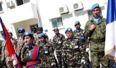 قائد اليونيفيل: الجيش اللبناني شريك لنا وسنستمرّ بالتعاون والتنسيق معه
