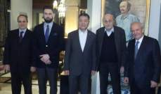 جنبلاط: لبنان يفوت الفرص عليه في الاستفادة من قدرات الصين المتنوعة