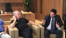 وهاب: لإعادة النظر في موضوع سلسلة الرتب للمتقاعدين العسكريين