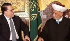 شقير: الحريري اصر ان يكون مجلس الوزراء منتجا