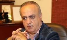 وهاب: مع الحكومة الجديدة يجب أن يكون ملف إقالة اللواء عثمان ومحاكمته على الطاولة