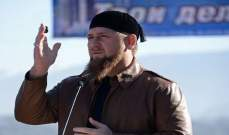 رئيس الشيشان: مقتل 4 مسلحين وشرطي واحد بهجوم على احدى الكنائس في البلاد