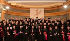 بطاركة الشرق الكاثوليك زاروا رئيس مجلس الوزراء العراقي
