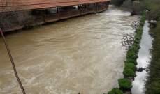 بلدية حاصبيا تمنع صيد الأسماك في نهر الحاصباني
