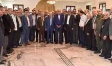 بري: تحالف امل وحزب الله تحالف وطني ويشكل المناعة لحماية لبنان