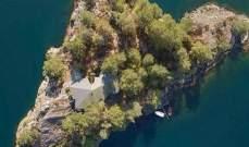 جزيرة للبيع بمليوني دولار