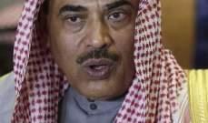 وزير خارجية الكويت: عودة سوريا للأسرة العربية أمر في غاية السعادة لنا