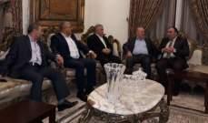 محمد نصرالله:وحدة اللبنانيين أفضل سلاح بوجه العدوين الإسرائيلي والتكفيري