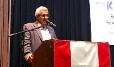 اسامة سعد: من المعيب إهمال قضية المناضل جورج عبد الله