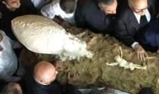 انطلاق موكب جثمان البطريرك صفير من مستشفى أوتيل ديو باتجاه بكركي