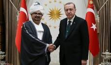 سفير الخرطوم بأنقرة: تركيا وافقت على زيادة المنح لطلابنا بنسبة 60 بالمئة