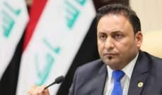 نائب رئيس البرلمان العراقي: لن يصبح العراق منطلقا للاعتداء على بلدان الجوار