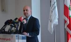 حاصباني خلال اطلاق حملة مواجهة السكري: صحة المواطن لا تعرف الانتظار