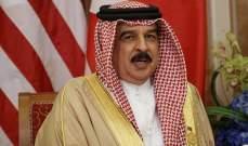 ملك البحرين: ملتزمون في مواقفنا الراسخة مع السعودية والإمارات ومصر