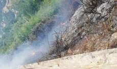 إخماد حريقين في دلبتا وساحل علما كسروان