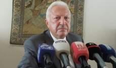 الاخبار: توفيق سلطان يراجع المشنوق بخصوص استمرار رئيس قسم محافظة لبنان الشمالي بتأدية مهماته
