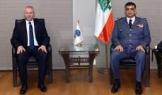 اللواء عثمان عرض للأوضاع العامة في البلاد مع حبشي