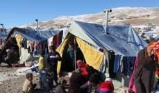النشرة: توقيف عدد من السوريين بعملية دهم للجيش لمخيمات النازحين بعرسال