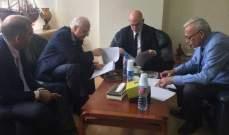فنيانوس: مشروع تمديد رصيف الحاويات بمرفأ طرابلس سيحوله لمرفأ لوجيستي