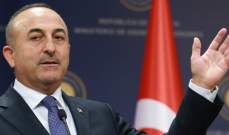 وزير الخارجية التركي: أنقرة لم تعد ترى تهديدا في النظام السوري