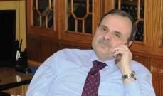 البزري يستنكر حادثة السطو المسلح على فرع بنك سوريا ولبنان