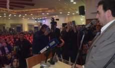وليد البعريني يطلق ماكينته الانتخابية: سنسعى الى متابعة مطالبنا حتى تحقيقها