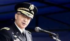 مسؤول اميركي: البنتاغون يوصي بزيادة عدد القوات الأميركية في أوروبا