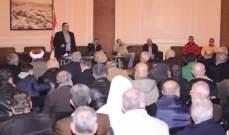 أحمد الصفدي: سنعزز دور الحريري من خلال مشاركتنا القوية بالإنتخابات الفرعية