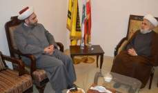 الشيخ القطان: لتقديم مصلحة لبنان واللبنانيين على أي غاية انتخابية ضيقة