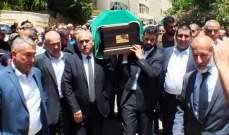 الحزب التقدمي الإشتراكي يشيع الأعلى والد النائب هادي أبو الحسن