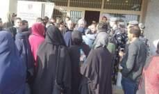 الجسر التقى وفدا من أهالي الموقوفين الإسلاميين: تيار المستقبل مقتنع بضرورة اقرار العفو العام
