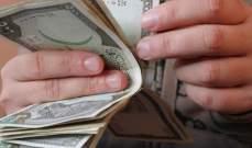 النشرة: ارتفاع سعر صرف الليرة السورية مقابل الدولار بنسبة 5 بالمئة