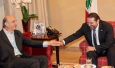 مصادر القوات للأخبار: جعجع لم يشارك في أي مؤامرة مفترضة ضد الحريري