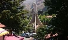 جماعات تصلي مع رعية بقاعكفرا بأسبوع الإحتفال بعيد القديس شربل