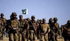 الجيش الباكستاني يؤكد أنه أسر طيارا هنديا واحدا وليس اثنين