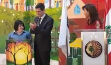 قيومجيان رعى مشهدية لطلاب مؤسسة شملان:الإعاقة يجب ألا تعيق عطاءات الولد