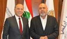 الخير زار دبوسي: نؤيد ودعم مبادرة طرابلس عاصمة لبنان الإقتصادية