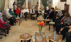 الحريري استقبلت السفير عطالله ووعدت بمتابعة ملف الأساتذة المتمرنين بكلية التربية