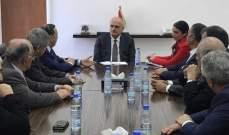 علي خليل: مستحقات المتعهدين لدى وزارتي الأشغال والطاقة ستسدد خلال الشهرين المقبلين
