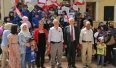 مؤسسات الاحتياجات الخاصة في بعلبك نفذت إضرابا تحذيريا