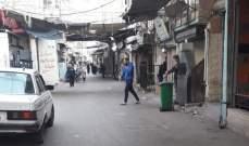 النشرة: توتر في مخيم عين الحلوة بعد اغتيال أحد عناصر الأمن الفلسطيني