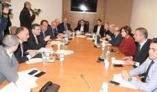لجنة الإعلام والإتصالات تعقد جلسة بحضور شقير لبحث ضبط الإنفاق والتوظيف