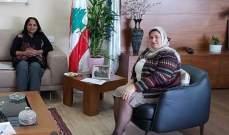 رئيسة الجامعة الإسلامية بحثت مع سفيرة سيريلانكا الشؤون الثقافية وسبل التعاون